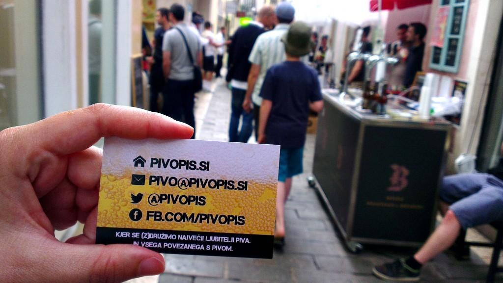 2. Festival Mikropivovarjev / Piva