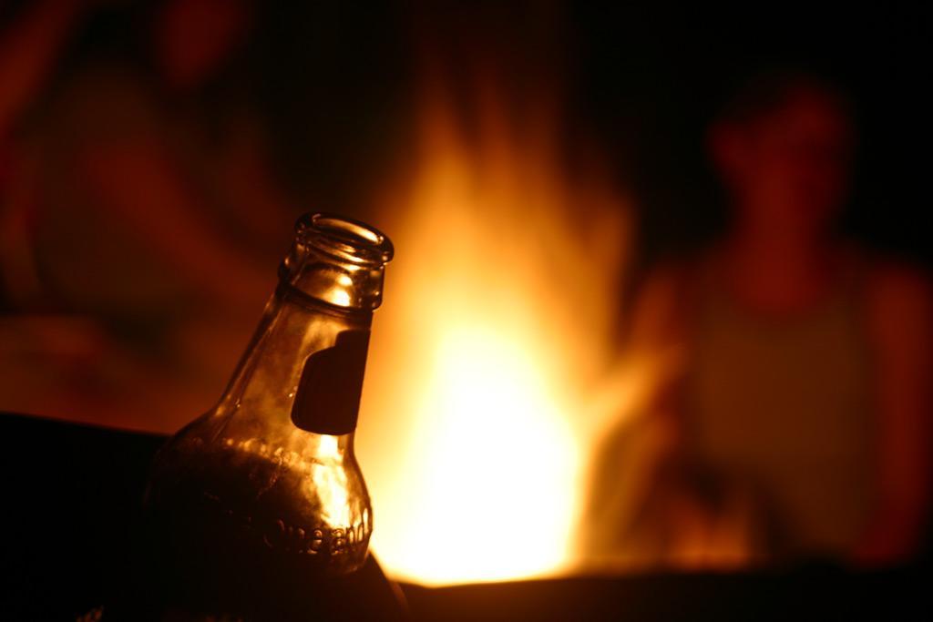 pivo pivopis požar uporaba