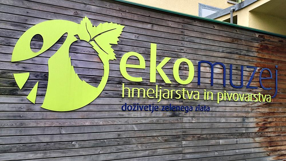 pivopis muzej Ekomuzej hmeljarstva in pivovarstva, Žalec