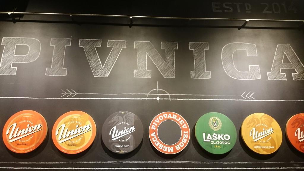 union pivnica pivopis
