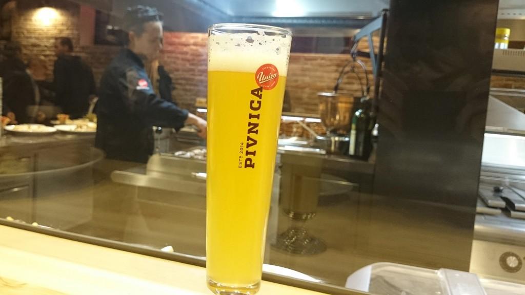 pivnica union pivopis