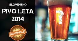 Pivo leta 2014 – Po izboru bralcev Pivopis.si
