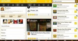 Untappd: Aplikacija, ki si pivo zapomni namesto nas!
