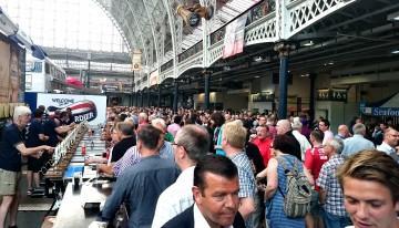 Kako izgleda festival piva v Londonu?
