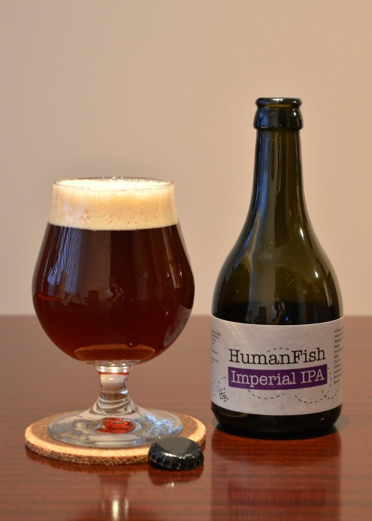 HumanFish Imperial IPA