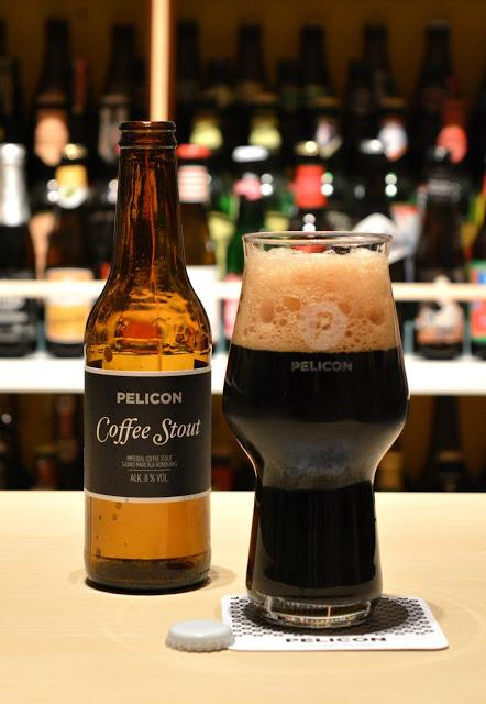 Pelicon Imperial Coffee Stout