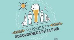 Mednarodni dan odgovornega pitja piva