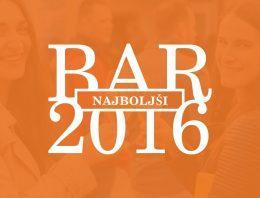 GLASOVANJE: Pivopisov Izbor za Najboljši Bar 2016
