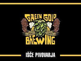 Green Gold Brewing išče pivovarja!