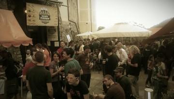 Karavana domačih pivovarn v Škofji loki