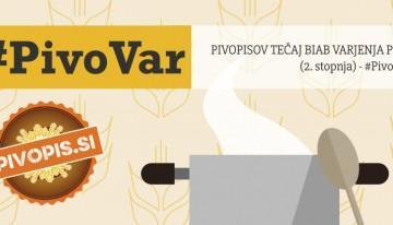 Pivopisov tečaj BIAB varjenja piva (2. stopnja) – #PivoVar