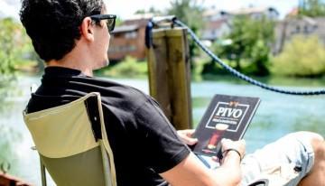 5 knjig za poletno branje o(b) pivu