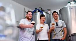 Nova slovenska mikropivovarna – Green Gold Brewing!