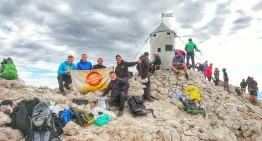 REPORTAŽA: Varjenje piva na vrhu Triglava (2864 m) je uspelo!