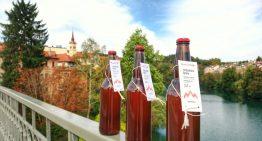 Dobrodelna dražba zadnje steklenice: Triglavska Šerpa