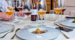 Vodena večerja v restavraciji JB: PIVO VS VINO
