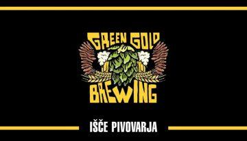 Green Gold Brewing išče pivovarja!