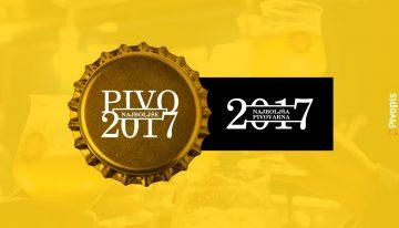 Najboljše pivo in pivovarna leta 2017!